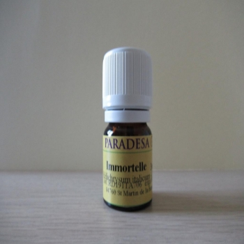 huile essentielle BIO immortelle (hélichryse italienne) 3 ml