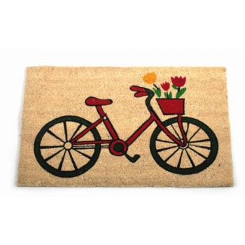 "Paillasson ""vélo"""