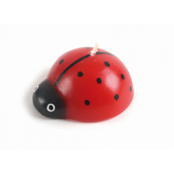 """Bougie """"coccinelle"""""""