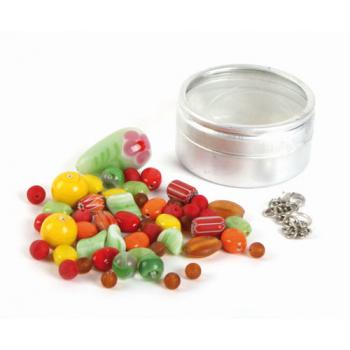 Kit de perles, couleurs d'été
