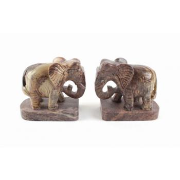 "Serres-livres ""eléphant"""