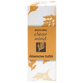 "Huile essentielle parfumée ""clear mind"", 10 ml"