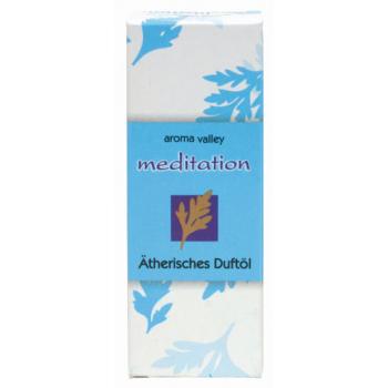 """Huile essentielle parfumée """"meditation"""", 10 ml"""