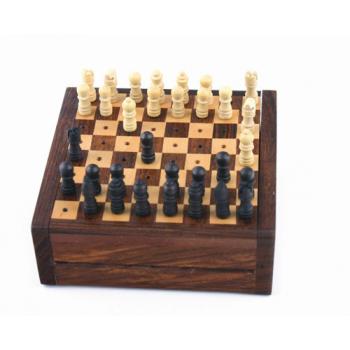 Jeu d'échecs voyage