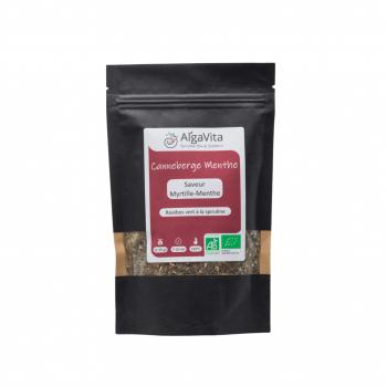 Rooibos - saveur myrtille menthe