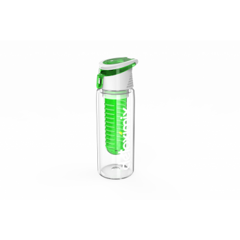 Infuseur à fruit - bouteille eau detox green peppermint