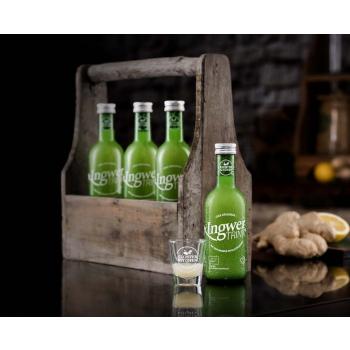 Ingwer TRINK, lot de 3 bouteilles de 25 cl.