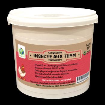 insecte-au-thym-seau-5l-25kg