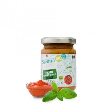 S&F BIO Sauce Tomate Italienne 130g