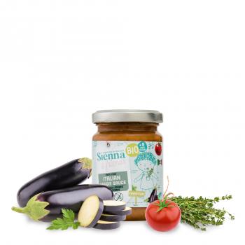 S&F BIO Sauce Italienne aux Légumes 130g
