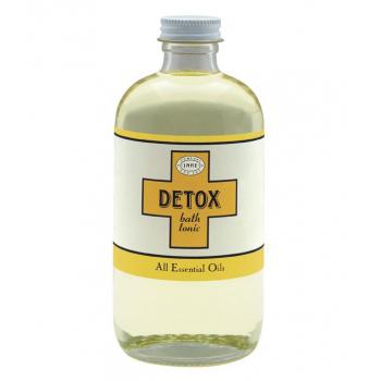 Huile de Bain Tonique aux Huiles Essentielles Detox