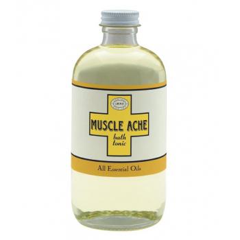 Huile de Bain Tonique aux Huiles Essentielles Muscle Ache (Courbatures)