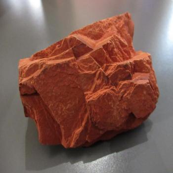 Jaspe rouge brut 1