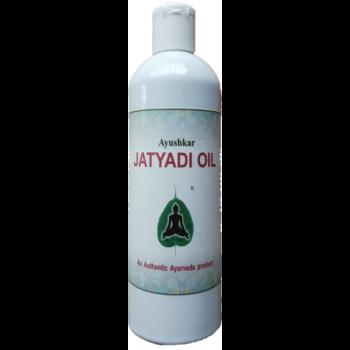 Huile de massage ayurvédique Jatyadi - 200 ml