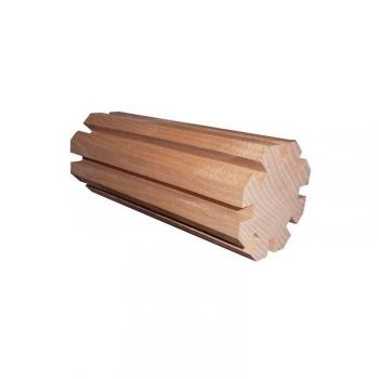 Maxi engrenage octogone - Truc en bois