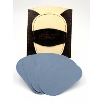 Gant d'exfoliation et d'épilation Kit Bicolore Jaune clair/Noir