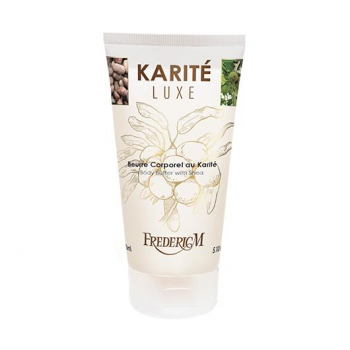 Body Butter Karité Luxe 150ml