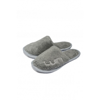 Pantoufles enfants Granite