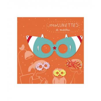 Kit créatif Mes lunettes de vedette en carton