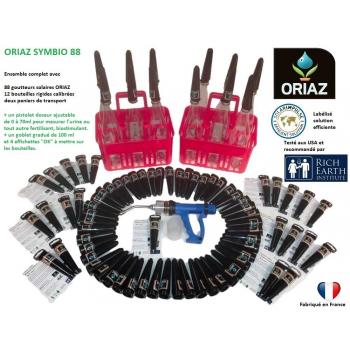 Ensemble ORIAZ 88 PRO