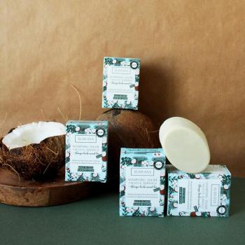 Kit shampoing solide coco & fleur de coton