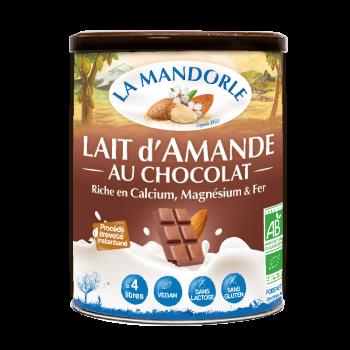 """Lait d'Amande au Chocolat """"LA MANDORLE"""""""