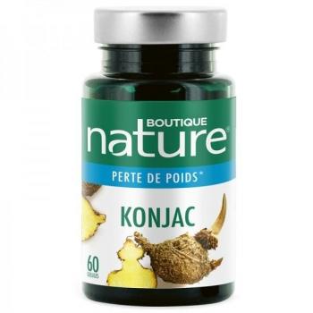 Konjac - 60gélules - Boutique nature