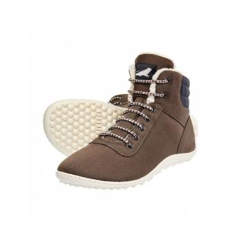 Chaussures pieds-nus KOSMO brun