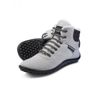 Chaussures pieds-nus leguano KOSMO gris