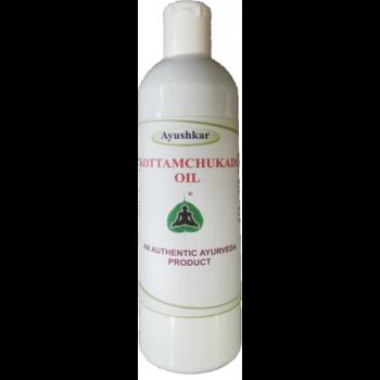 Huile de massage ayurvédique Kottamchukadi - 200 ml