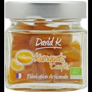 Kumquats confits - 100g