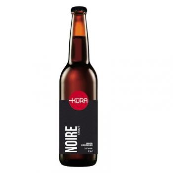 Bière NOIRE Bio Umami 75cl