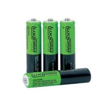 Lot de 4 piles rechargeables NiMh AAA 800mAh