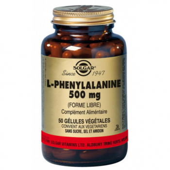 l-phenylalanine-solgar