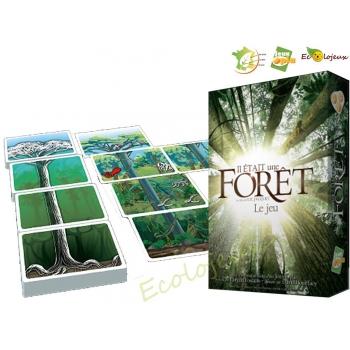 La forêt Jeu de cartes Opla