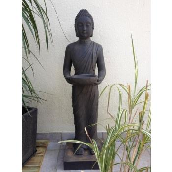 Statue de Bouddha debout 100 cm