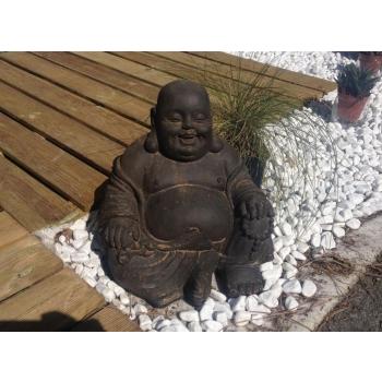 Statue Bouddha rieur ou bouddha chinois 26 cm