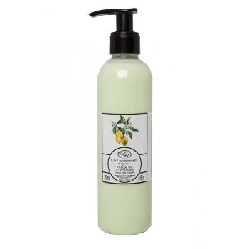 Lait corporel Fleur de citronnier - 250 ml - Savonnerie de Bormes