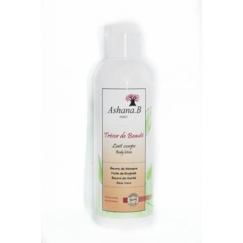 Lait corps naturel Vegan hydratant & apaisant - 200 ml