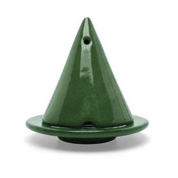 Lampe Merlin Verte