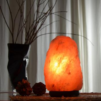 Lampe de Sel d'Himalaya de 4 à 6 kg