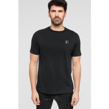 """Le""""LÉO"""": Tee-shirt 100% Coton BIO Noir"""