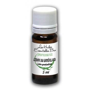 Huile essentielle Ledon du Groënland BIO 10 ml DROMESSENCE