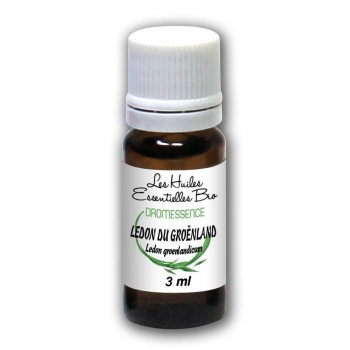 Huile essentielle Ledon du Groënland BIO 30 ml DROMESSENCE