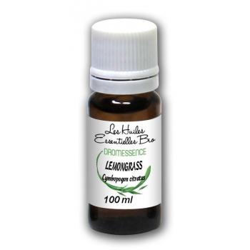 Huile essentielle Lemongrass 100 ml