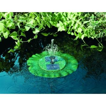 Ile solaire flottante Lily