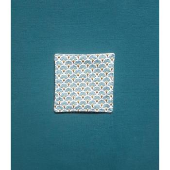 Lingette bleue