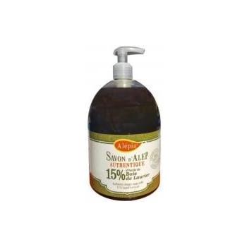 savon d'alep liquide 15 % joudy