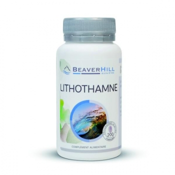 PROMO ! - LITHOTHAMNE 200 comprimés - 3 Achetés / 1 Offert