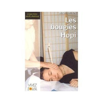 bougies HOPI  10 paires